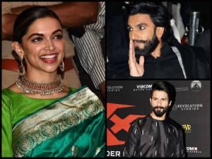 Deepika SAID THIS About Her EGO CLASH With Ranveer & Shahid!