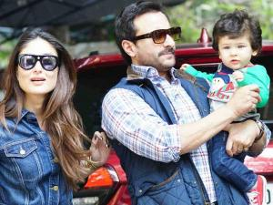 Bebo On Taimur's Birth: Some Days Were Really Frustrating