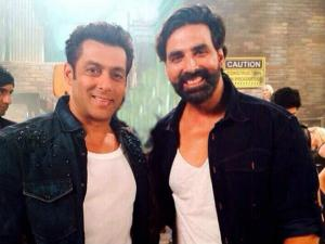 Akshay's COLD WAR With Salman To Get Worse?
