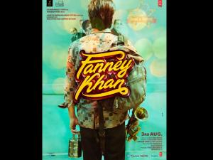 Fanne Khan Presents Anil Kapoor In The First Musical Poster!