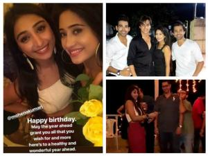 YRKKH Team Has A Blast At Mohena's Birthday Party