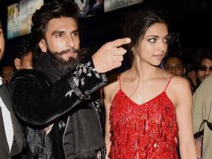 DeePee-Ranveer Ask Guests Not To Use Phones At Their Wedding