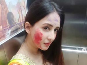 Chahatt Khanna Attacked & Harassed By 14 Men!