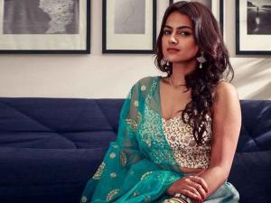 Exclusive: Shraddha Srinath Opens Up About Jersey