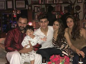 Sara: Taimur Has Helped Our Family Bond Like Never Before