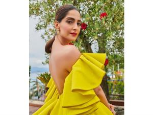 Sonam Opens Up On Suffering From Skin & Body Insecurities