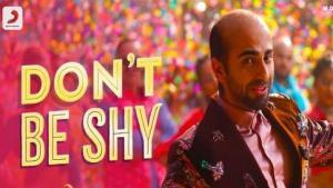 Bala Song 'Don't Be Shy': Ayushmann Woos Yami Gautam In Vain