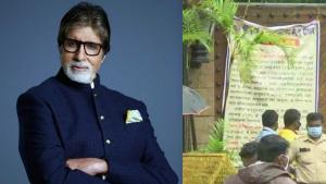 Amitabh's Residence Jalsa Sealed By BMC Officials