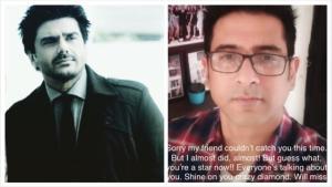 Sameer Sharma Death: Samir Soni Kept Crying The Whole Day