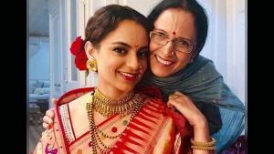 Kangana Ranaut Shares Her Mother's 'Resourceful Invention'