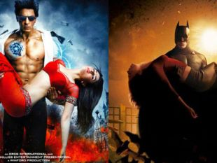10 Bollywood Movie Posters Copied From Hollywood