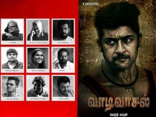 Actor Suriya's Upcoming Popular Lineup Movies
