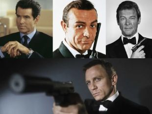 All  Actors Who Played James Bond aka Agent 007 In...