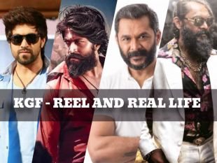 KGF Actor's Reel and Real Life Photos