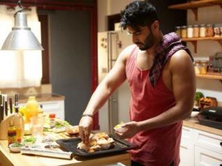 Arjun Kapoor's Latest Still From Ki & Ka!