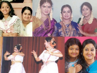PHOTOS: Kalpana With Family & Co-Stars