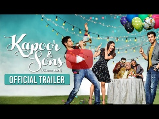 Kapoor And Sons Trailer: A Rollercoaster Of Emotions (WATCH)
