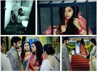 Swaragini: Swara In Trouble; Kavita Blackmails Sanskar