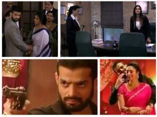 YHM Spoiler: Raman To Shoot Ishita! (PICS)