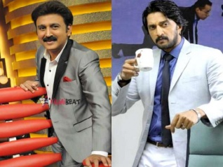 Sudeep To Be Seen In The Last Episode Of Weekend With Ramesh