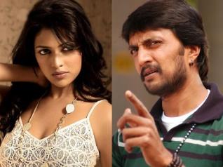 Amala Paul's Kannada Debut Opposite Sudeep!