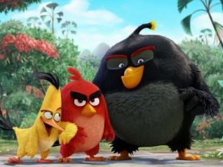 DONT MISS IT! Angry Birds Movie Has A Surprise At The End!