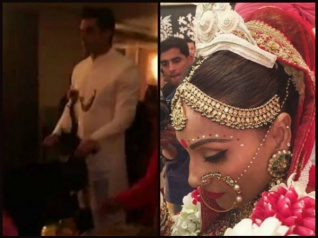 Wedding Pictures Of Bipasha Basu & Karan Singh Grover!