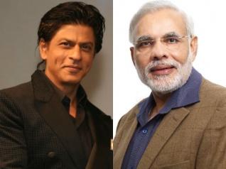 SRK Talks About Modi's 'Make In India' Initiative!