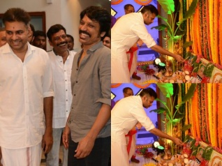 #15YearsForKushi : Pawan-S J Suryah's New Film Launched