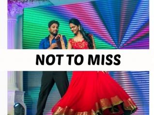 UNSEEN VIDEO: Allu Arjun And Sneha Reddy Dancing Together