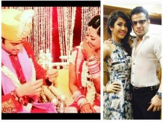 Karan-Ankita Celebrate 1st Wedding Anniversary