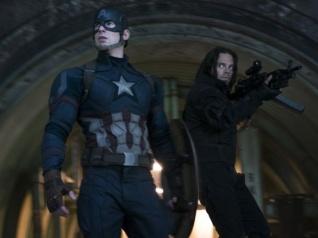 Captain America: Civil War Doing Well Internationally!