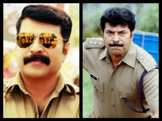Mammootty's Tryst With Police Roles