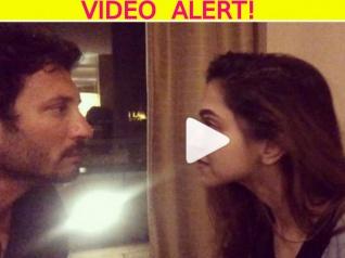 Deepika Padukone's Super Cute Video From Budapest!