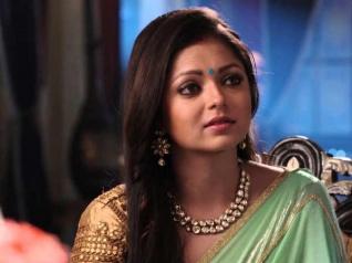 Ek Tha Raja... : Drashti Bids Adieu To The Show