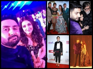 B'wood Celebs At HT Most Stylish Awards [Pictures]
