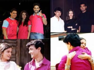 Aishwarya Reveals That She Became Very Close To Aamir Once