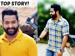 NTR's Photos From Janatha Garage Sets Generate Curiosity