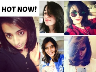 HOT NOW! Tollywood Actresses & Their Love For Short Hair!