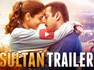 Sultan Trailer! Salman Khan Is A Man's Man In Sultan