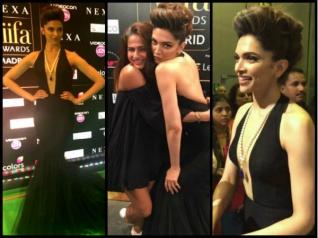 Here's How Deepika Took IIFA Green Carpet By Storm!