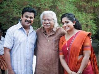 Dileep-Kavya Wrap Up Adoor's Pinneyum