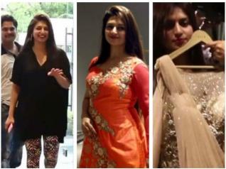 Bride-To-Be Divyanka Tripathi Goes On Wedding Shopping-PICS
