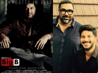 What Is Dulquer-Amal Movie's Connection With Big B?