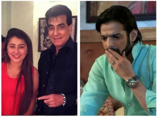 Aditi's Fangirl Moment With Jeetendra; Karan Gets Warned!
