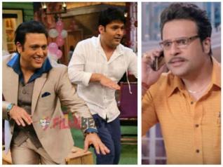 Govinda On Kapil Sharma's Show; Krushna Abhishek Upset!