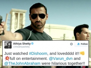 Dishoom Movie Review By Audience: Live Update