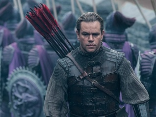 Matt Damon's The Great Wall Serves As  A Merger