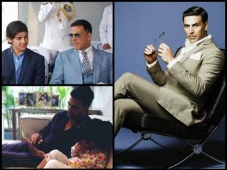 Touching: Akshay Talks About His Bonding With Nitara & Aarav