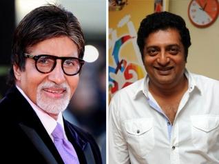 Big B & Prakash Raj To Come Together For GBSM Remake?